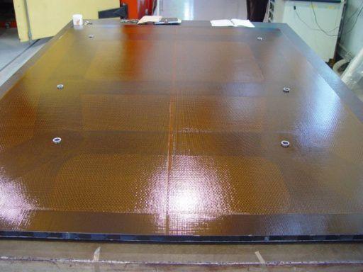 Solar wing basal plate
