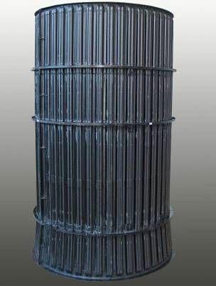 Honeycomb sandwich cylinder