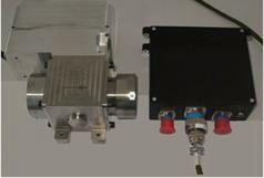 Electric break valve
