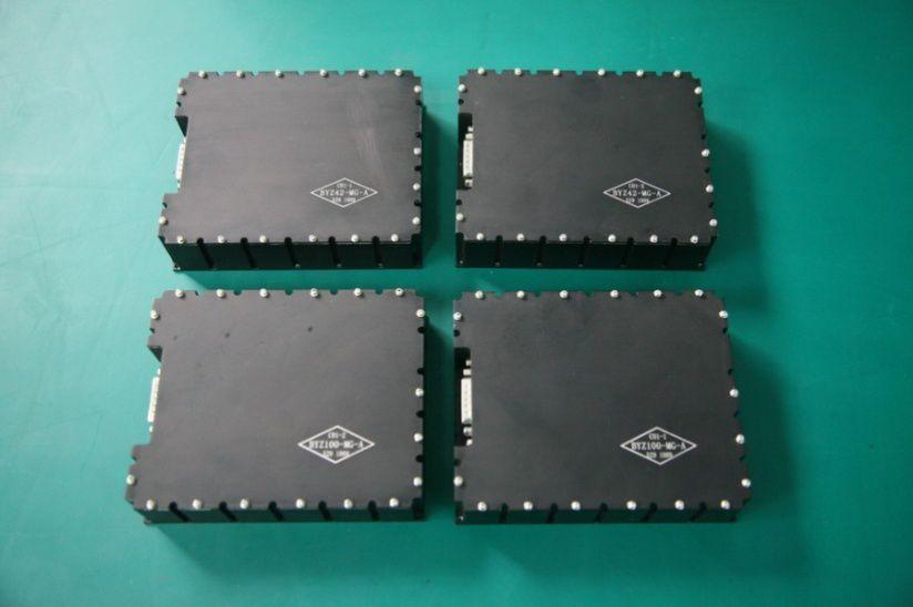 High effective undervoltage high-current DC/DC power