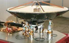 Ring Focus Spot Beam Antenna