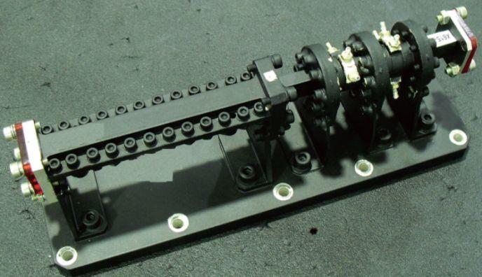 HP TE113/TE114 Dual-mode filter