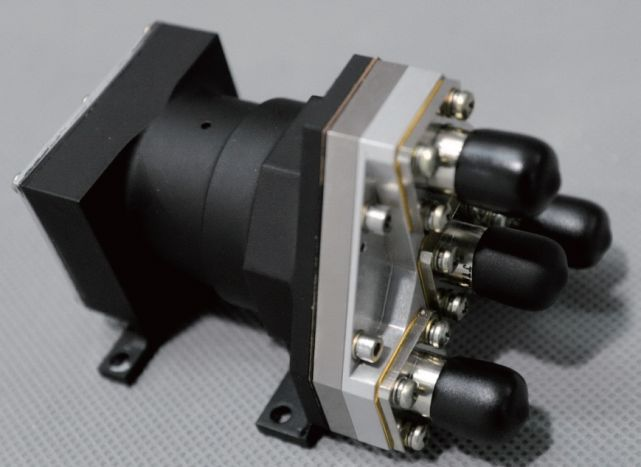 High Power T type switch