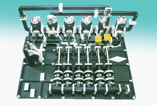 Ka Band dual mode cylinder cavity OMUX