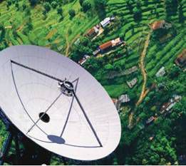 Satellite calibration service system