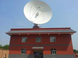 Satellite remote sensing ground operation management system