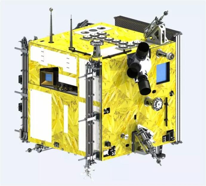 张衡一号发射成功,可探索地震前兆信息2.jpg